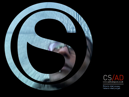 CS/ADlogo by Carlos Simpson