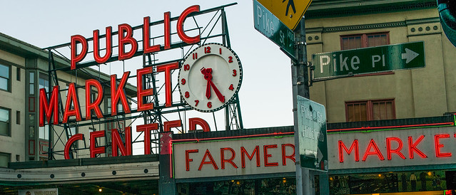 Leica M240 in Seattle