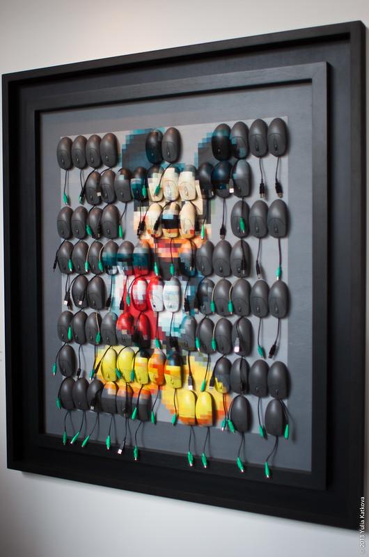Martin Mancera - Galeria Casa Cuadrada - ART Lima