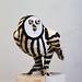 Pablo Picasso: Die Eule (1952) by Pfifferdaj