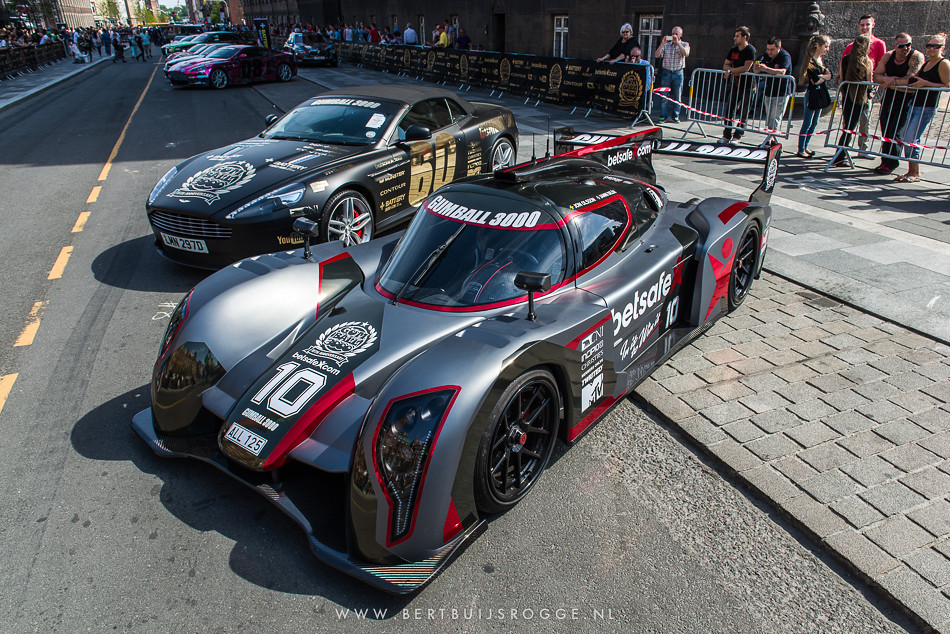 Jon Olsson custom car