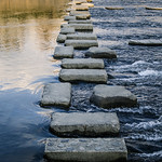 stepping stone/flow