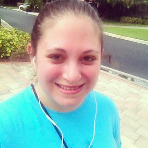 Yay, #running!