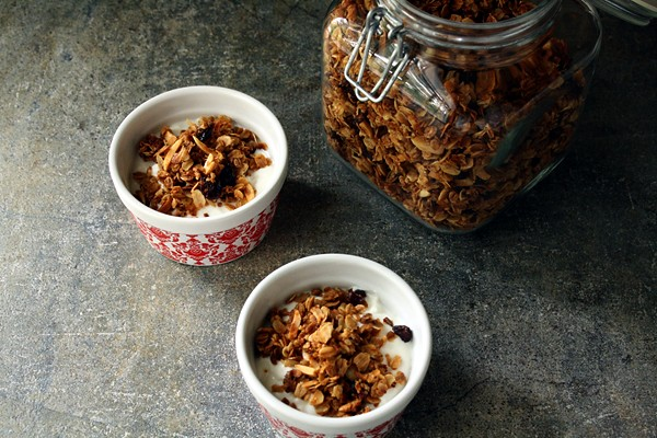 8927717914 e0cfb57009 z A Secret Recipe: Sweet Vanilla Granola