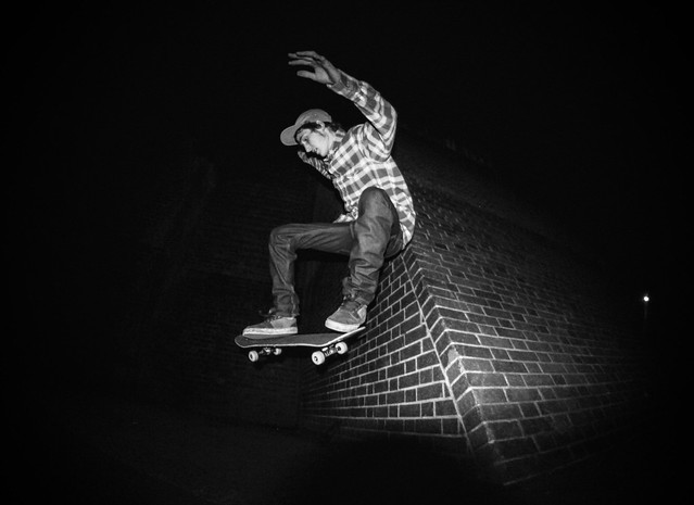 Sam Gosling - Wallride - High Wycombe