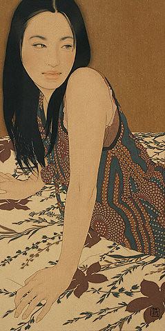 Ikenaga Yasunari.