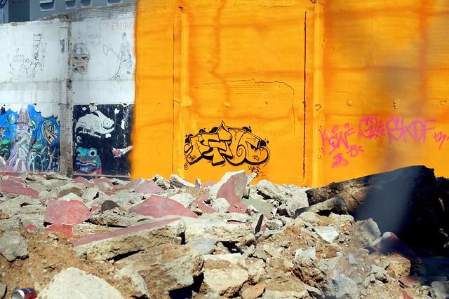 graffiti   agile   barcelona