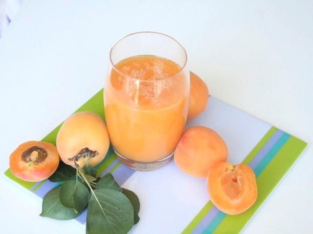 Succo di Frutta di Albicocca Bimby