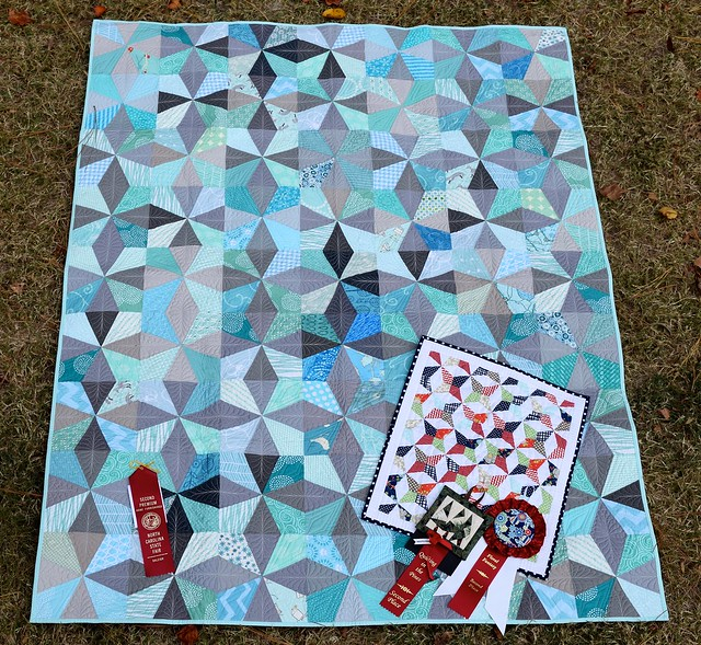Award winning quilts