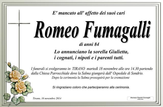 Fumagalli Romeo