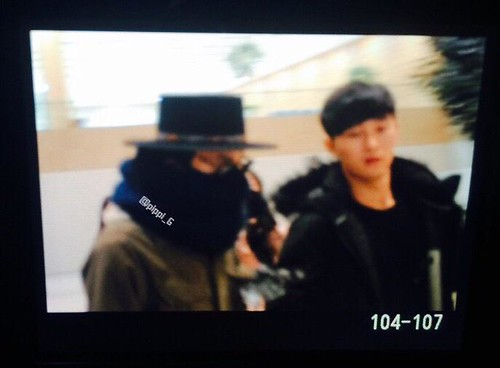 Big Bang - Gimpo Airport - 27feb2015 - G-Dragon - pippi_G - 05