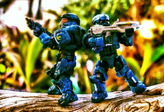 More halo megabloks