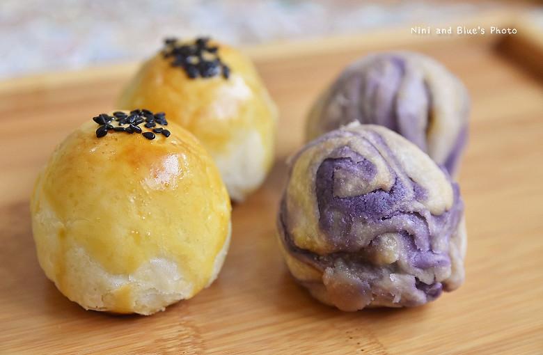台中品麵包中秋月餅禮盒35