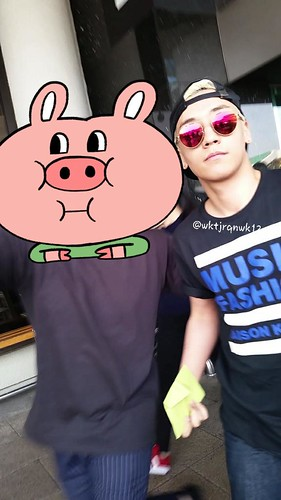 Big Bang - Gimpo Airport - 07jun2015 - Seung Ri - wktjrqnwk12 - 06