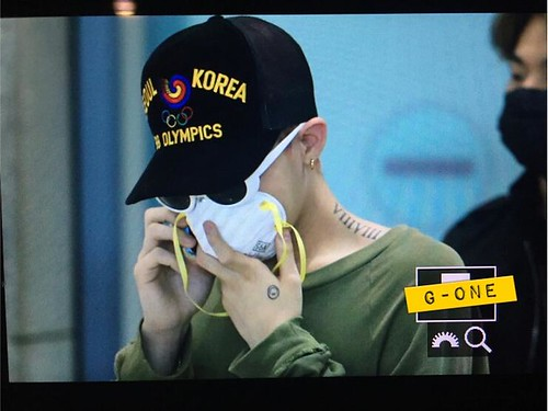 Big Bang - Incheon Airport - 15jun2015 - G-One - 03