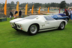 Ford GT40 GT-101 Prototype Tribute 1964 2