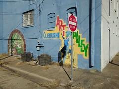 Art Alley Do Not Enter