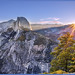 Glacier Point Starburst by Timothy LaBranche