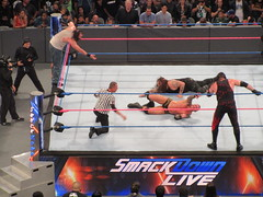 WWE Smackdown Oct 11 2016