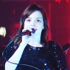 Chvrches - Iain Cook, Martin Doherty & Lauren Mayberry