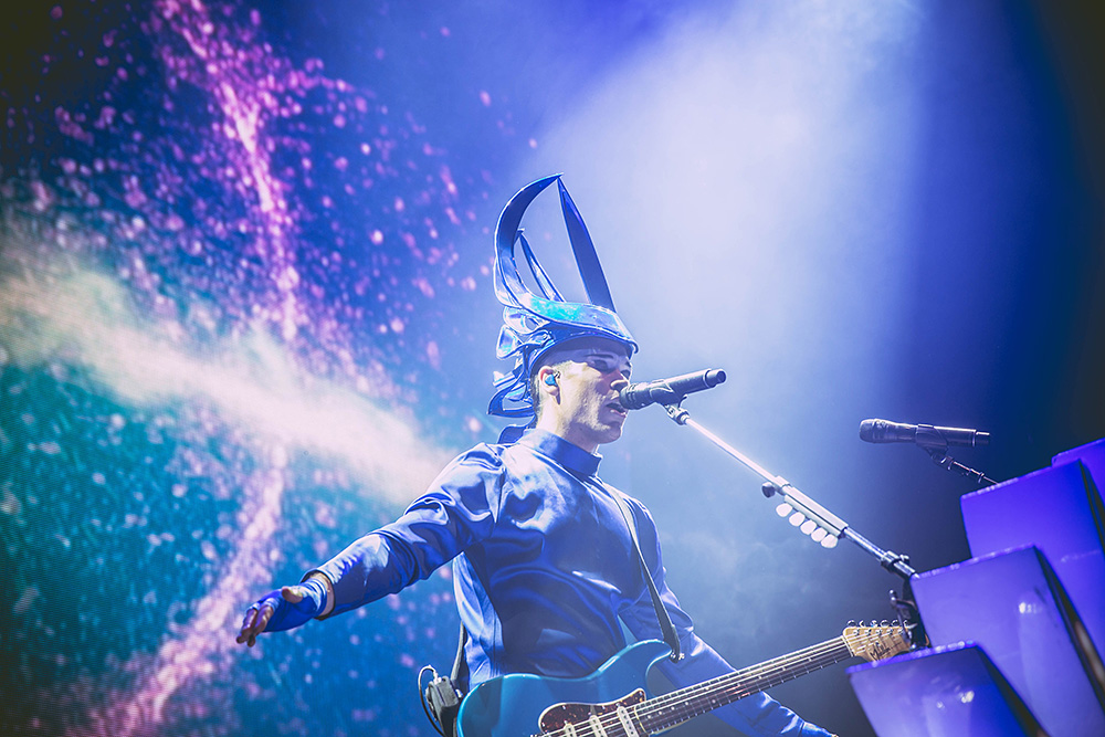 Empire of the Sun @ Roundhouse, London 13/10/16