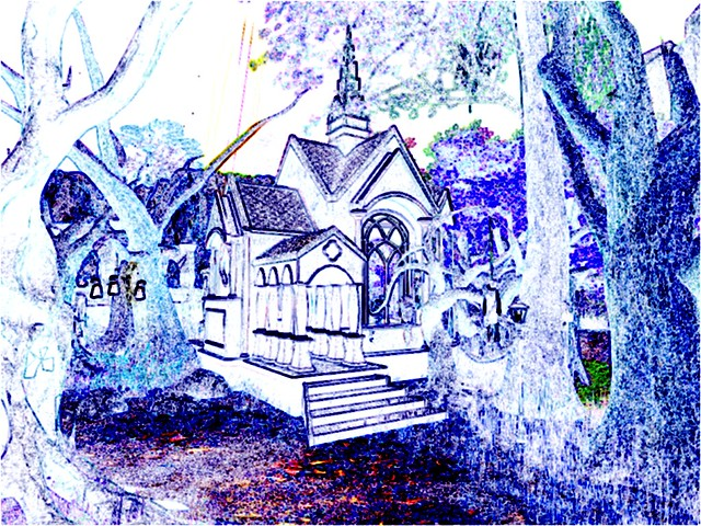Samhain - Ravenghost Gothic Chapel