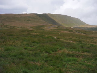 First Views of Fan Hir and Fan Brycheiniog
