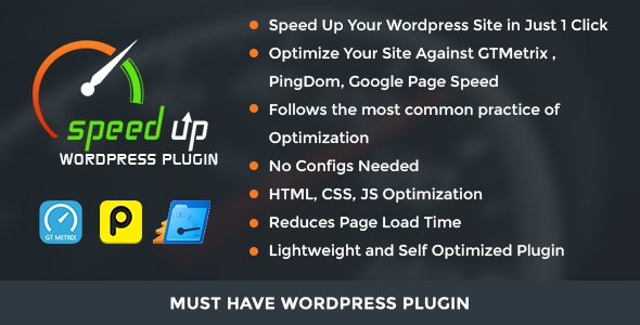Speed Up WordPress Plugin v1.0