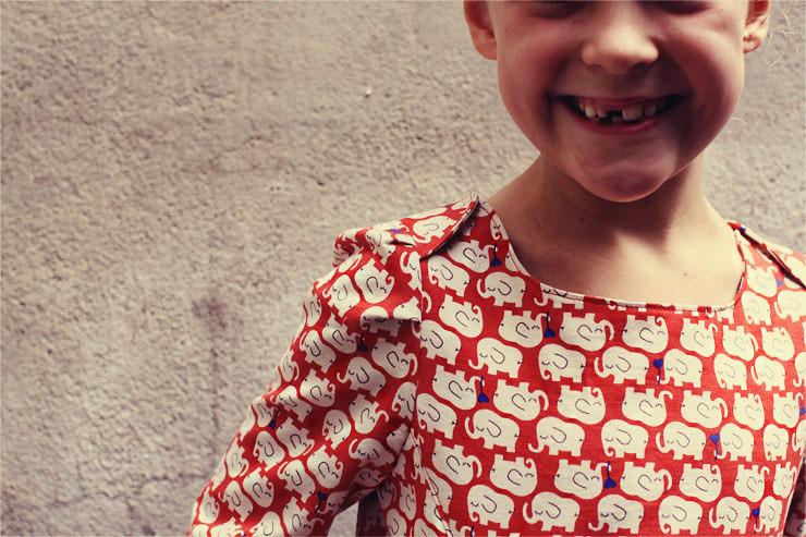 Elephant Dress #4