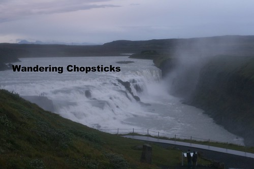 8 Gullfoss (Golden Falls) - Iceland 1