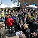 Lots of people came to celebrate the South 200th Link light rail Groundbreaking April 26, 2013