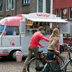 Ice Cream and Bikes