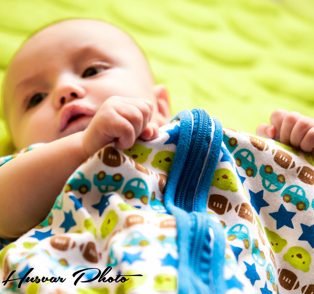 HALO sleepsack 100% cotton wearable blanket review husvar_photo