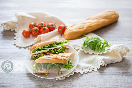 Rucolla Sandwich | My Recipe :-)