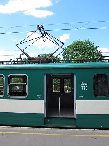 train to Szentendre
