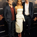 Sam Claflin, Jennifer Lawrence ,Liam Hemsworth,Red Carpet Arrivals at Lionsgate's The Hunger Games: Catching Fire Cannes Party at Baoli Beach sponsored by COVERGIRL