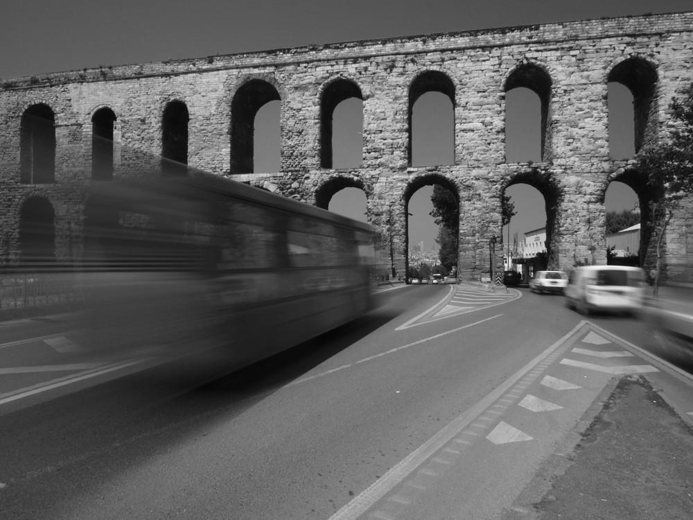Istanbul - Bozdogan Aqueduct