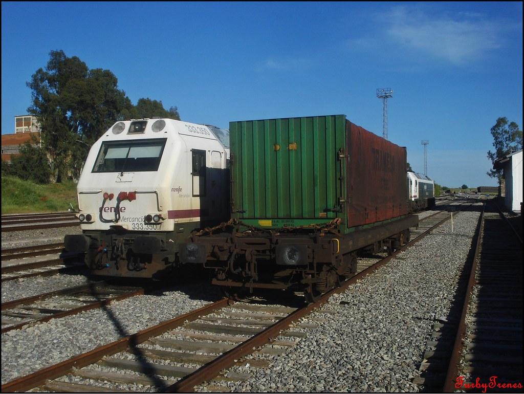 Línea Zafra-Jerez de los Caballeros 8844375922_31a756e26e_b