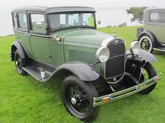 automobile, ford model a, ford model a, vehicle, touring car, antique car, sedan, classic car, vintage car, land vehicle, luxury vehicle, motor vehicle,