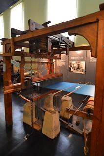 Silk Museum, Charlieu, Loire, France