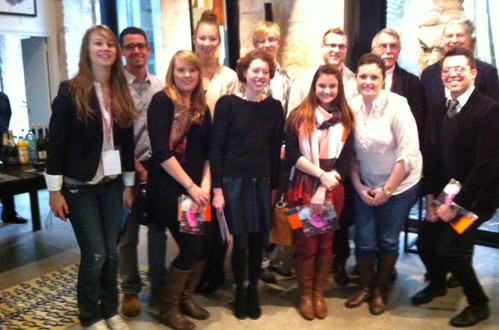 Interior Design students traveled to Paris for the largest international furnishings exposition in the world