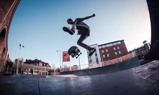 Alistair Freeman - 360 flip - High Wycombe