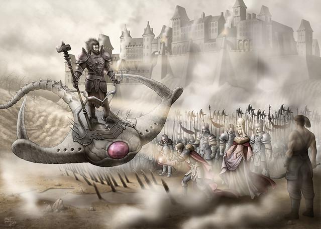 Mié, 01/16/2013 - 20:28 - La rendición del Imperio Menetiano