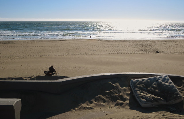 Ocean Beach, San Francisco.  June 15, 2013