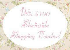 Sheinside Giveaway
