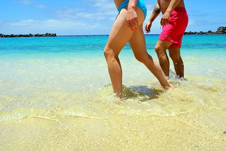 Imagine de Playa de Amadores. summer sun beach grancanaria couple legs puertorico amadores