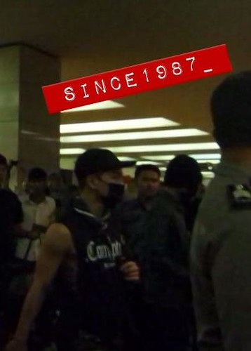 Big Bang - Jakarta Airport - 01aug2015 - SINCE1987_ - 01