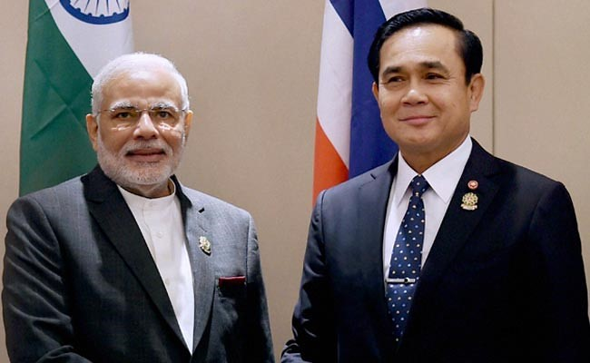 India, Thailand Agree to Bolster Defence Cooperation