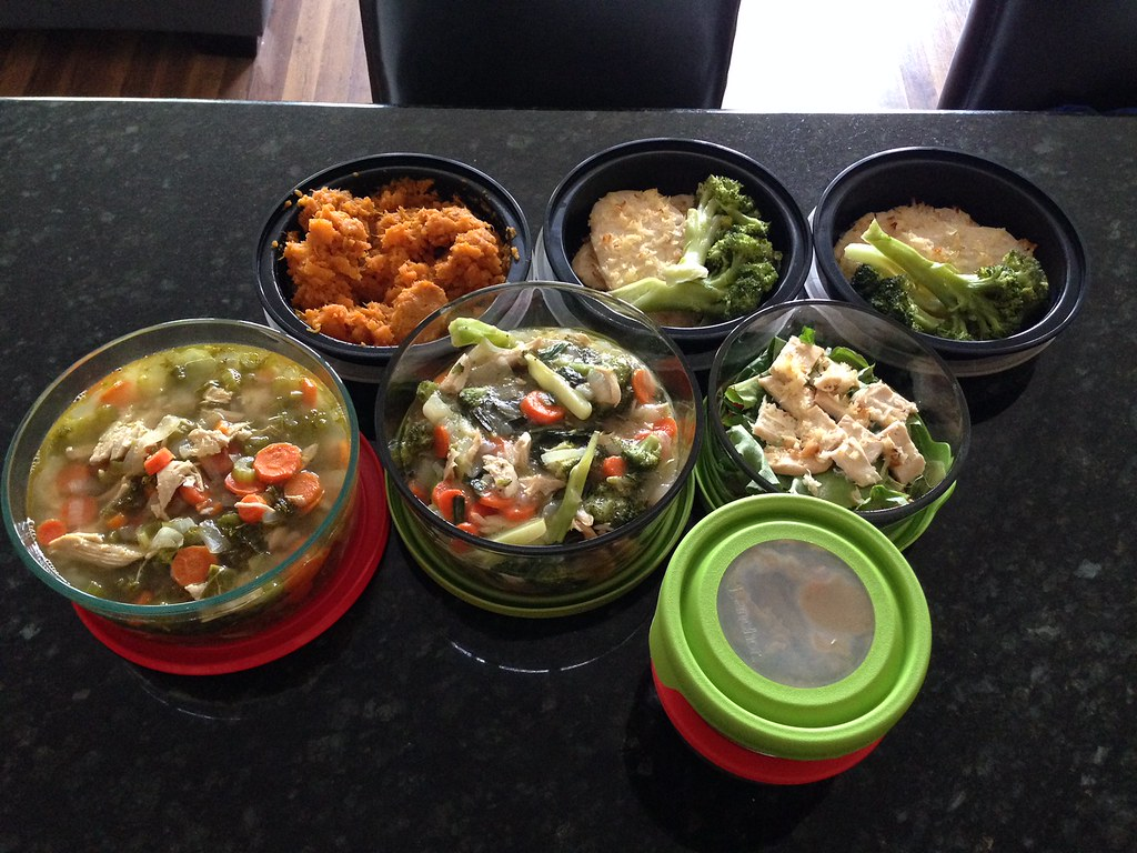Prepared Paleo Meals