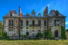 Château abandonné [Urbex]